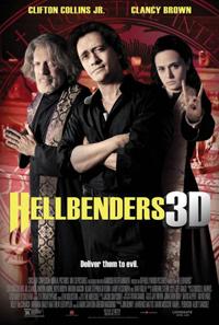 J.T. Petty Hellbenders Poster