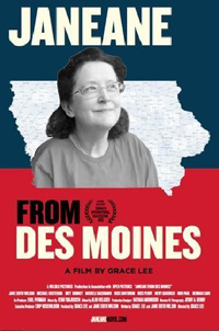 Janeane from Des Moines Grace Lee Poster