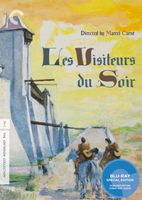 Les Visiteurs du Soir Marcel Carne Blu-ray Criterion Cover Box