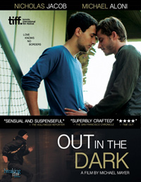 Michael Mayer Out in the Dark Poster