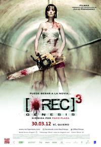 REC 3: Genesis Poster