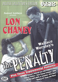 The Penalty Wallace Worsley DVD Cover