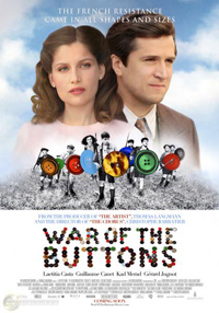 Christophe Barratier War of the Buttons Poster