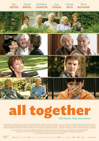 Stephane Robelin All Together Poster