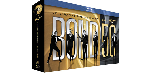 Bond 50: The Complete 22 Film Collection | Blu-ray Review