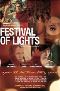Shundell Prasad Festival of Lights Poster