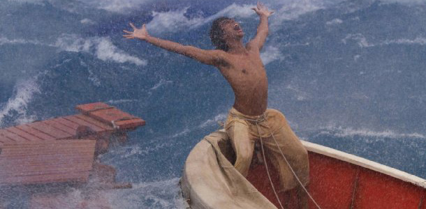 Life of Pi Ang Lee Review