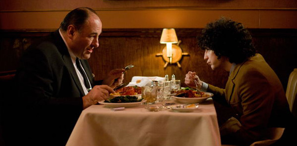 Not Fade Away David Chase Review