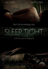 Sleep Tight Jaume Balaguero Poster