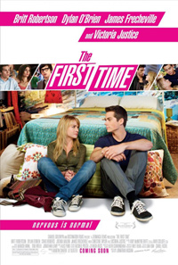 The First Time Kasdan Poster
