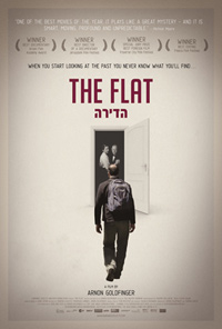 Arnon Goldfinger The Flat Poster