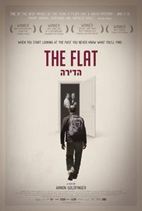 Arnon Goldfinger The Flat Poster