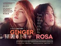 Ginger & Rosa Poster