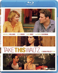 Take This Waltz Blu-ray cover