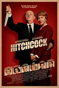 Sacha Gervasi Hitchcock Poster