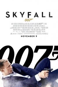 Sam Mendes Skyfall poster