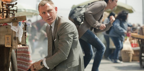 Sam Mendes Skyfall Review