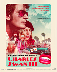 A Glimpse Inside the Mind of Charles Swan III Roman Coppola POster