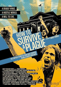 How to Survive a Plague David France Poster