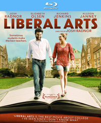 Josh Radnor Liberal Arts blu ray review