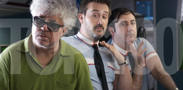 Pedro Almodóvar's I'm So Excited