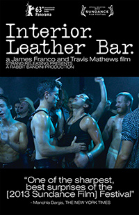 Travis Matthews James Franco Interior. Leather Bar Poster