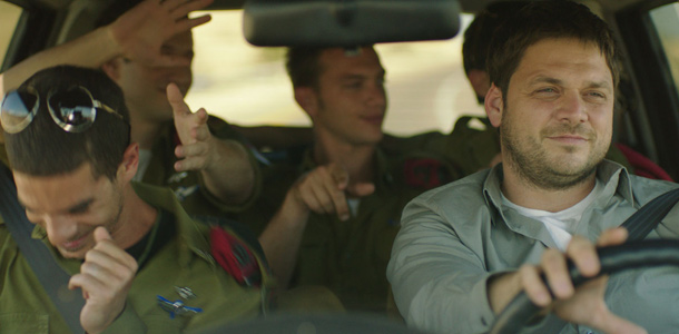 Eytan Fox Yossi Review