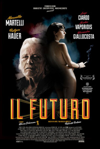 Alicia Scherson Il Futuro The Future Poster