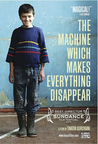 The Machine Which Makes Everything Disappear Tinatin Gurchiani Poster