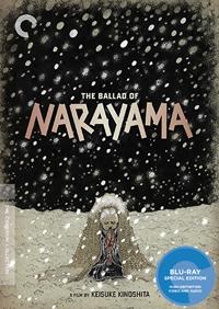 Keisuke Kinoshita The Ballad of Narayama Blu-ray Criterion Collection