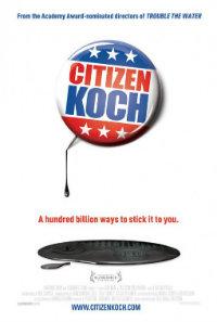 Tia Lessin Carl Deal Citizen Koch poster