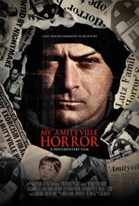 Eric Walter My Amityville Horror Poster