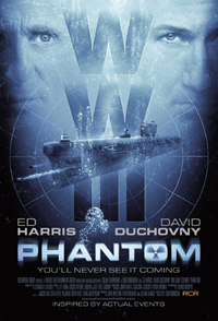 Todd Robinson Phantom Poster