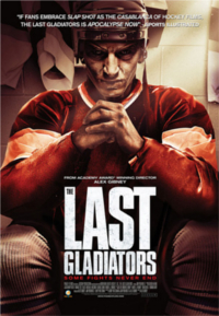 The Last Gladiators Alex Gibney Poster