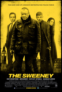 The Sweeney Nick Love Poster