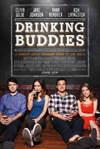 Drinking Buddies Joe Swanberg Poster