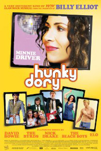 Hunky Dory Marc Evans poster