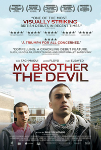 Sally El Hosaini My Brother the Devil Poster