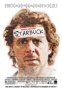 Starbuck Ken Scott Poster