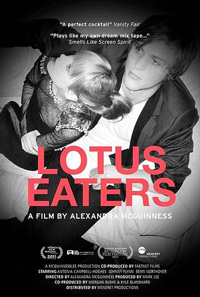 Lotus-Eaters Alexandra McGuiness poster