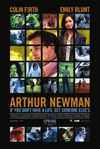 Dante Ariola Arthur Newman poster