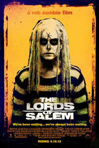 The Lords of Salem Rob Zombie Poster