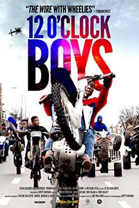 12 O'Clock Boys Lotfy Nathan Poster