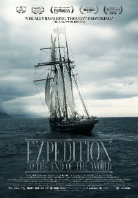 Expedition to the End of the World Daniel Dencik Poster