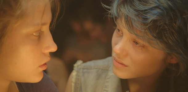 "2013 Cannes Critics' Panel: Kechiche's ""Blue is the Warmest Colour"" in a Class Apart"