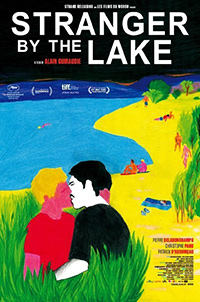Alain Guiraudie Stranger By the Lake Poster