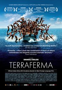 Emanuele Crialese Terraferma Poster