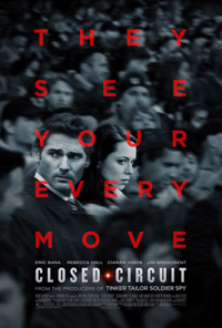 John Crowley Closed Circuit Poster