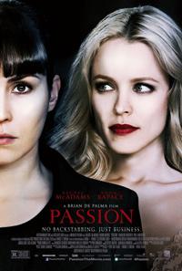 Passion Brian De Palma Poster