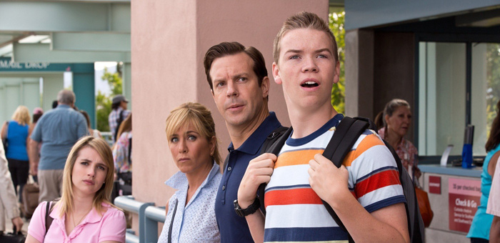 We're the Millers Rawson Marshall Thurber Review